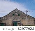石造りの建物 82977928