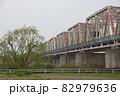 おおさか東線201系(淀川橋梁) 82979636
