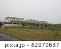 おおさか東線201系(淀川橋梁) 82979637