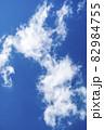 空と雲 青空 82984755