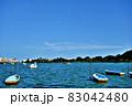 茨城県水戸市 千波湖のボート1−1 83042480