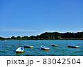茨城県水戸市 千波湖のボート3−1 83042504