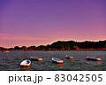 茨城県水戸市 千波湖のボート3−4 83042505