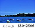 茨城県水戸市 千波湖のボート3−3 83042506