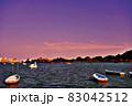 茨城県水戸市 千波湖のボート1−4 83042512