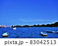 茨城県水戸市 千波湖のボート1−3 83042513