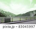 アルペンルート黒部ダム 83045997