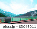 アルペンルート黒部ダム 83046011