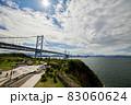 [香川県]瀬戸大橋 83060624