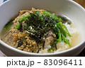 とても美味しい日本の家庭料理 83096411