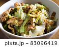 とても美味しい日本の家庭料理 83096419