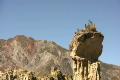 月の谷 ラパス ボリビアの動画 1449371