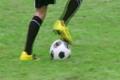 Soccer Player Dribbling 02 2613942