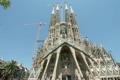 Barcelona Spain Sagrada Familia pan P HD 061 2913674