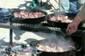 Meat cooking outdoor P HD 8918 2914222