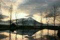 Ranch and Mt. Fuji 3281230