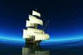 海 帆船 ボートの動画 4082607