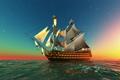 船舶 航海 海の動画 4082610