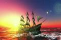 帆船 ボート 船舶の動画 4082611