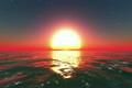 朝日 太陽 海の動画 4082631