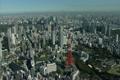 【空撮】東京タワーから丸の内へ 4115121