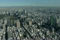 【空撮】新橋から銀座丸の内にかけて 4115122