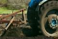 犁 耕地 拖拉機 5459387