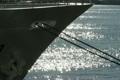 桟橋に停泊中のクルーズ船 6439073