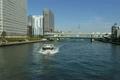 隅田川を行く水上バス 6457996
