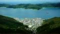 瀬戸内町 古仁屋と大島海峡 7513390