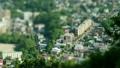 ジオラマ風の街並み 7732217