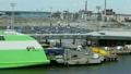 ポート 港 船着き場の動画 7833621
