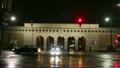look at night on _u_eres Burgtor in Vienna, Austria 7889017