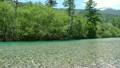 梓川と西穂高岳 8721396