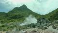 水蒸気を噴出する箱根大涌谷 8721399