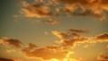 落日天空间隔拍摄 9401685