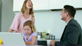 kitchen, mother, father 9965498