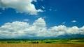 麦畑と雲 11326629
