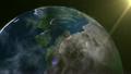 地球 スペース 空間の動画 11393034