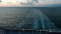 大型客船の最後尾からの眺め_4 11952760