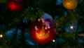 Christmas decorations on the Christmas tree 11960807