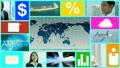 グラフィック ワールド 世界の動画 12223179