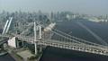 Aerial nautical vessels Rainbow Bridge Odaiba Tokyo Shuto Expressway 12226476