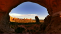 Arches National Park 35 zoom in double arches 12414049