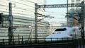 [철도 계 소재] 도쿄역을 출발 한 신칸센 687 12556213