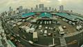 City Traffic Time Lapse Tokyo Fish Market 12589213