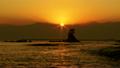 立山連峰からの日の出 12701689