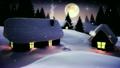 village, snow, santa 12738627