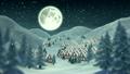 full, moon, snowy 12739059