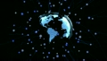回転 世界 地球の動画 13568937